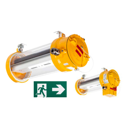 Self Contained Emergency LED Fitting